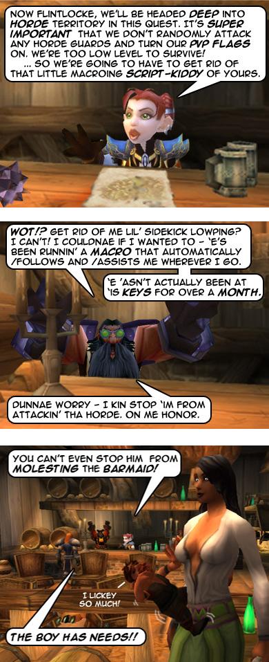 Episode 7: Player vs. Flintlocke - Part 3